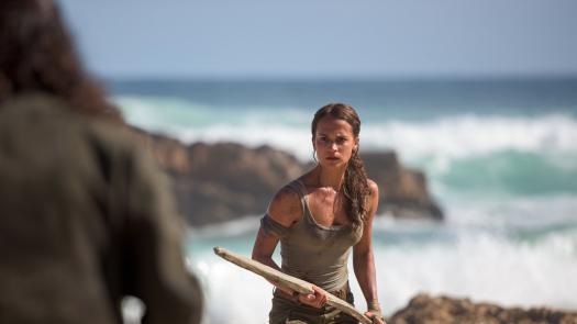 Tomb Raider: Лара Крофт (Оригинальная версия с субтитрами)